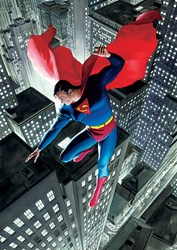 Superman Twentieth Century by DC - Limited Edition on Paper sized 18x26 inches. Available from Whitewall Galleries