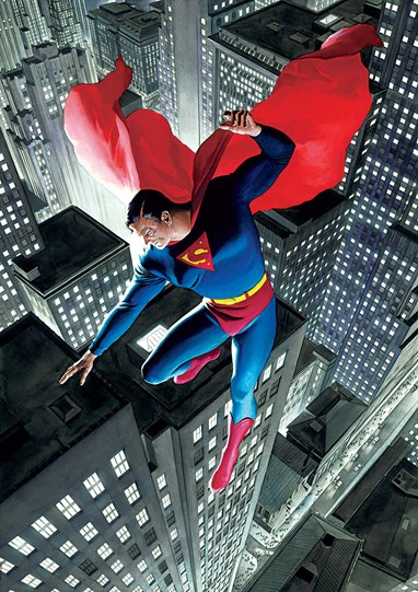 Superman Twentieth Century by DC - Limited Edition on Paper
